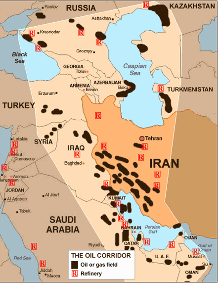 middle east oil field map, wiring, baku location on world map