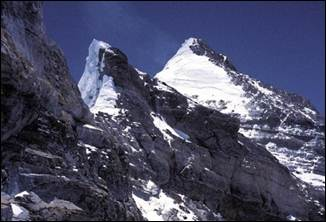 Image result for the second step, northeast ridge, everest